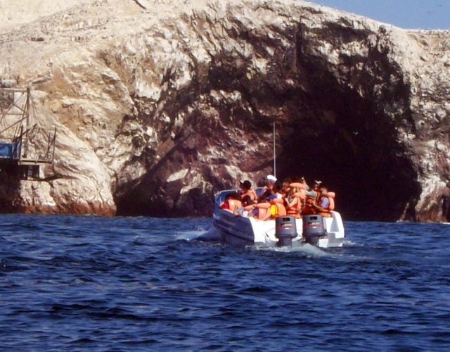 Ballestas Islands, Paracas Bay